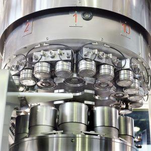 Aggraffatrice automatica per industria alimentare
