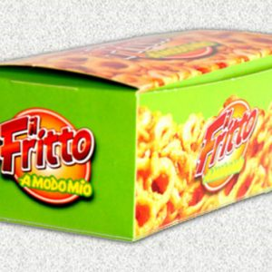 Imballi in cartone per fast food - Fimat