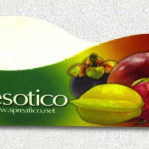 Scatola in cartone per il confezionamento di frutta esotica - Fimat
