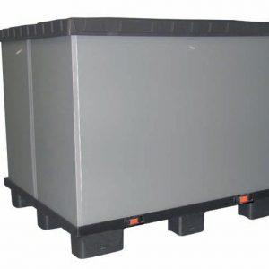 Box pallet per trasporto uso navetta - Eredi Caimi