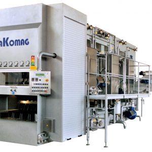 Lavabottiglie automatiche per piccole e medie produzioni industriali