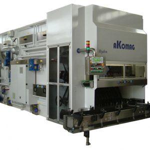 Lavabottiglie automatiche per piccole produzioni industriali di bevande