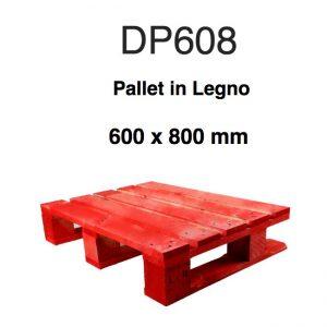 Noleggio pallet per GDO DP608