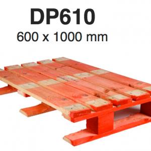 Noleggio pallet stoccaggio merci Dusseldorfer DU608