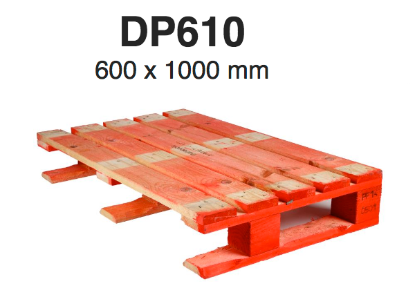 DP610 – pallet pooling 4 vie