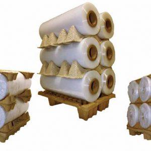 Selle porta bobine in polpa di legno - Eredi Caimi