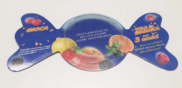 Blister in materiali termoformati per alimenti