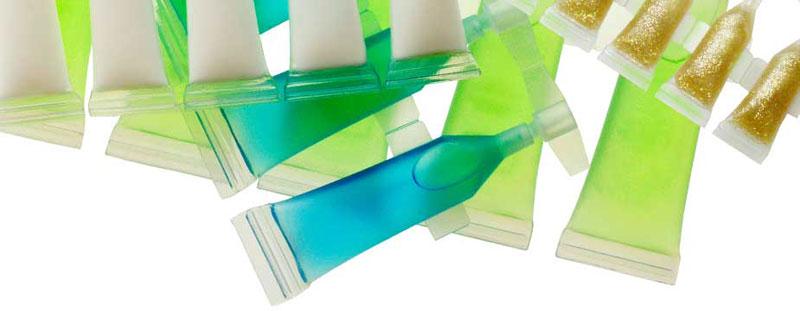 Discos, produzione strip monodose per cosmetica e farmacia