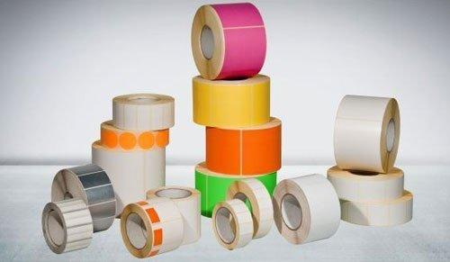 Etichette adesive per stampanti industriali TRADEX