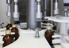 Monoblocco rotativa ad alta velocità serie ML per liquidi farmaceutici