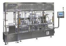 Macchine per riempimento siringhe sterili predisposte in sistemi BD Hypack - FSP 10