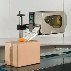 Sistema stampa e applica per linee alta velocità - Tradex