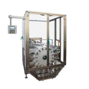 Macchine soffiatrice per contenitori farmaceutici. Produzione Marchesini Group