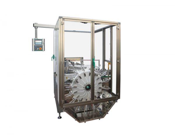 Macchine soffiatrice per contenitori farmaceutici