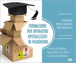 Corsi di formazione in packaging