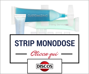 DIscos strip monodose