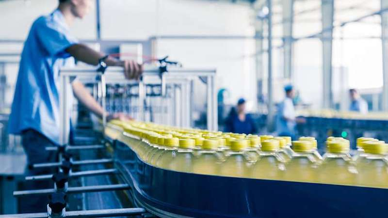 macchine industriali per il packaging economia