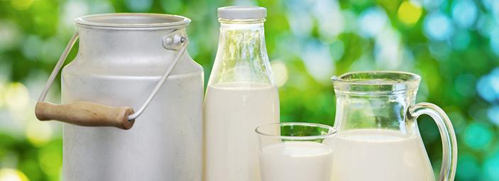 packaging del latte