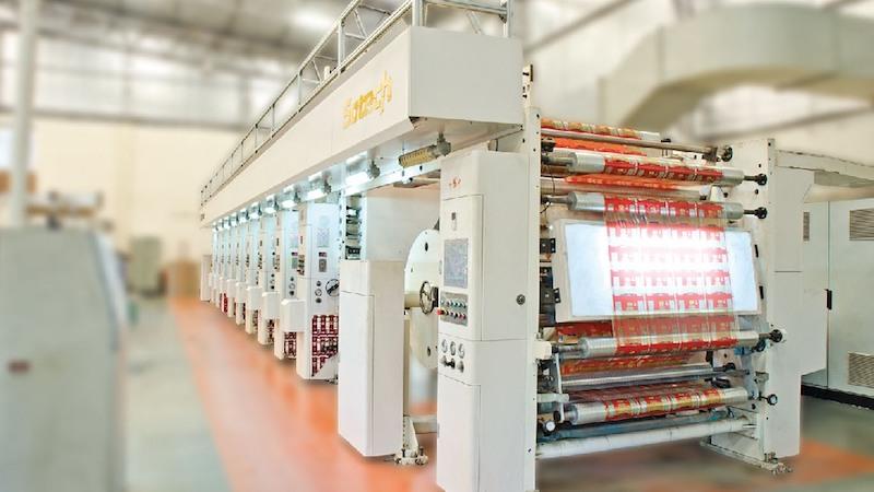 macchine per il processing