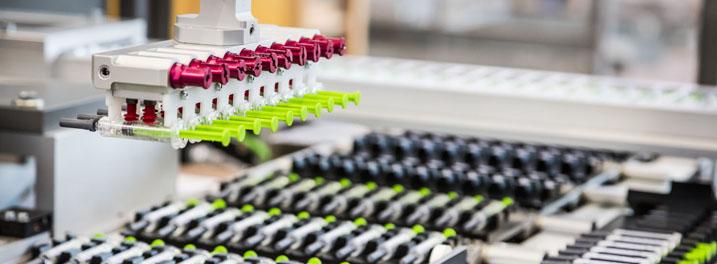 produzione macchine per il packaging cosmetico e farmaceutico