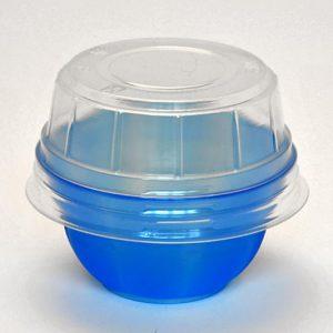 Coperchi per coppe gelato in plastica