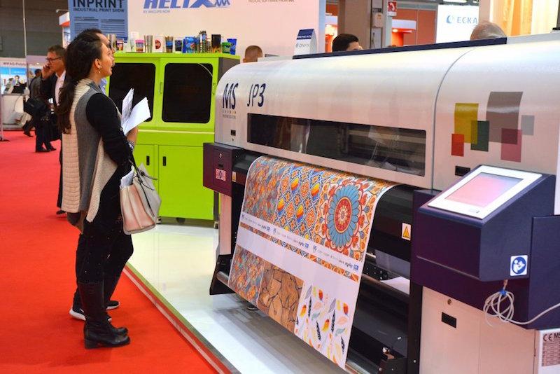 tecnologie per la stampa industriale