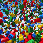 Plastica biodegradabile anche per i LEGO
