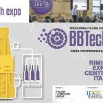 BB TECH EXPO 2019: le tecnologie per birre e bevande