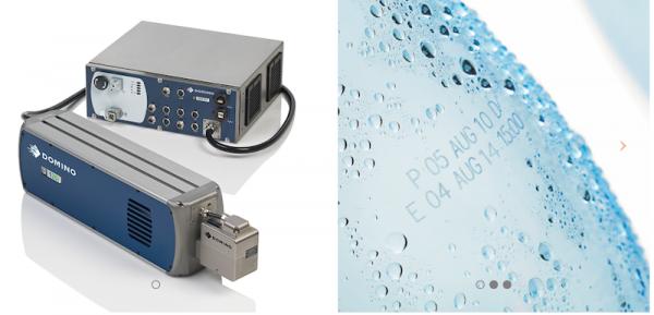 Marcatori laser CO2 Nimax