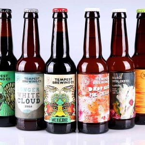 etichette per boittiglie di birra