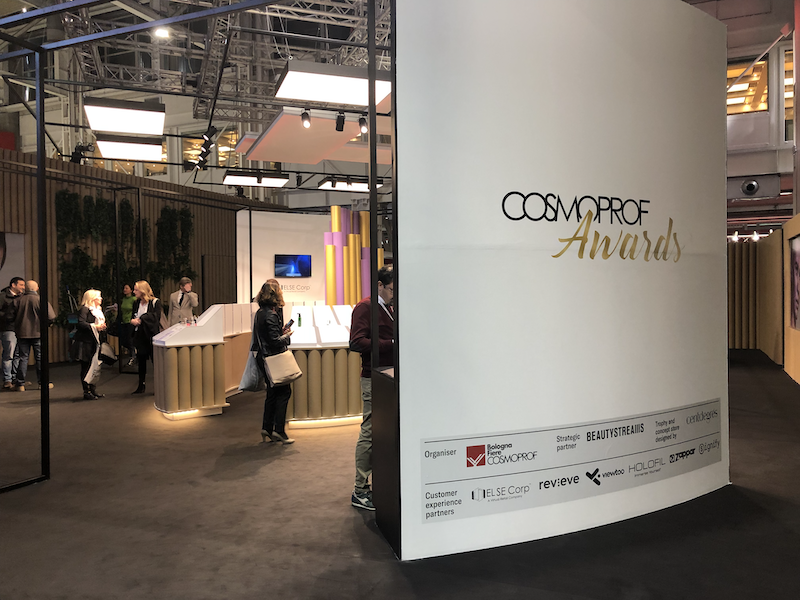 Cosmopack awards 2019: premiate innovazione e sostenibilità