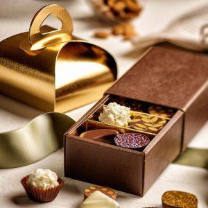 scatole porta cioccolatini personalizzabili