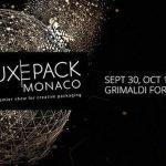 Luxe Pack Monaco 2019 dal 30 settembre al 2 ottobre 2019