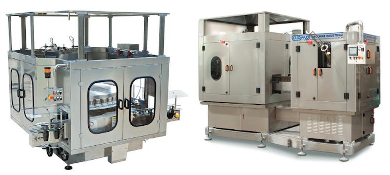 macchine e linee di processo per industria alimentare
