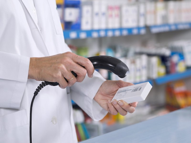 lettura etichetta confezione farmaco