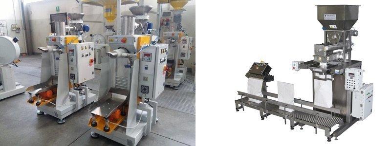 Sistemi di pesatura Pagani Imballaggi