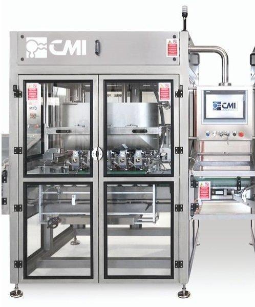 macchina di riempimento lineare automatica