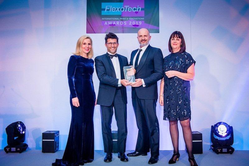 Premio innovazione FLEXO TECH 2019