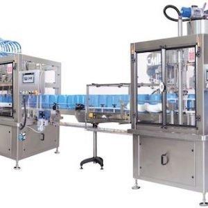 Macchine riempitrici per detergenti MONOBLOCCO LOGYCA L