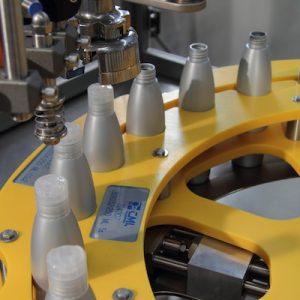 macchine riempitrici per prodotti cosmetici