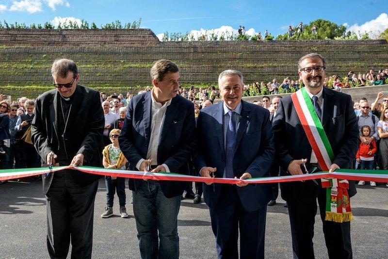 Marchesini Group Inaugurazione nuovo stabilimento Monteriggioni