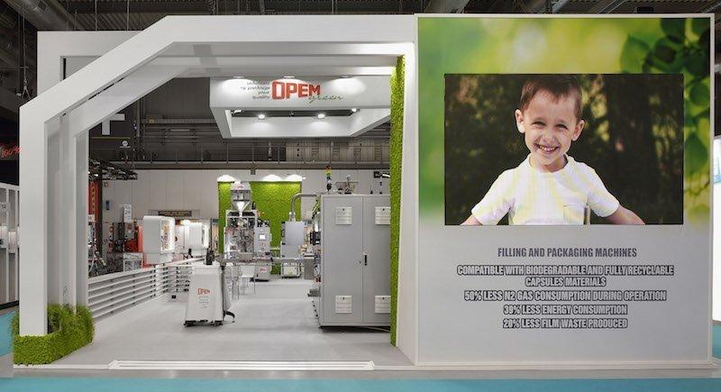 Impianti di confezionamento OPEM
