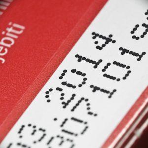 marcatore a getto d'inchiostro continuo HITACHI serie UX-D161W