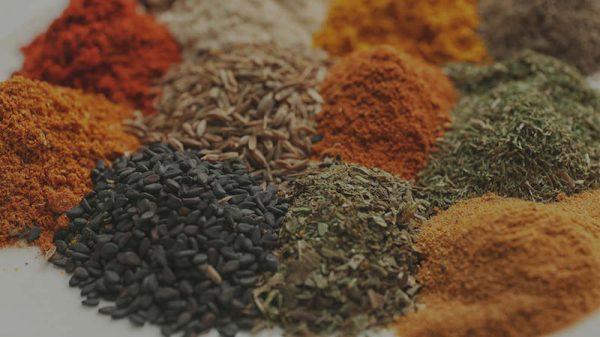 Per l'insacchettamento discaglie granuli e spezie