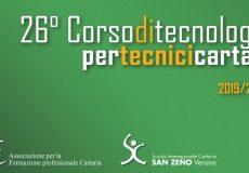 Corso di tecnologia per tecnici cartari Istituto San Zeno