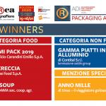 ADI Packaging Design Award 2020: a MARCA la V edizione del premio all'innovazione