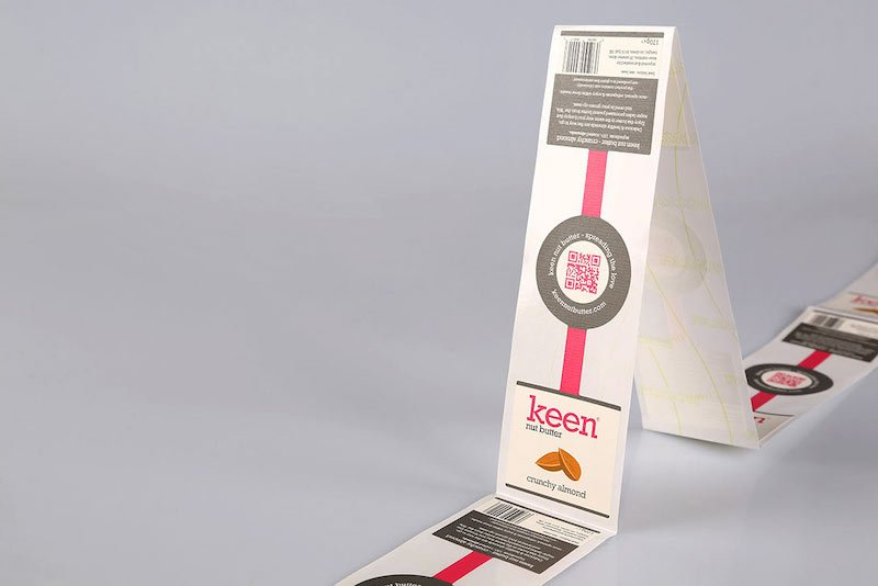 etichette alimentari stampa