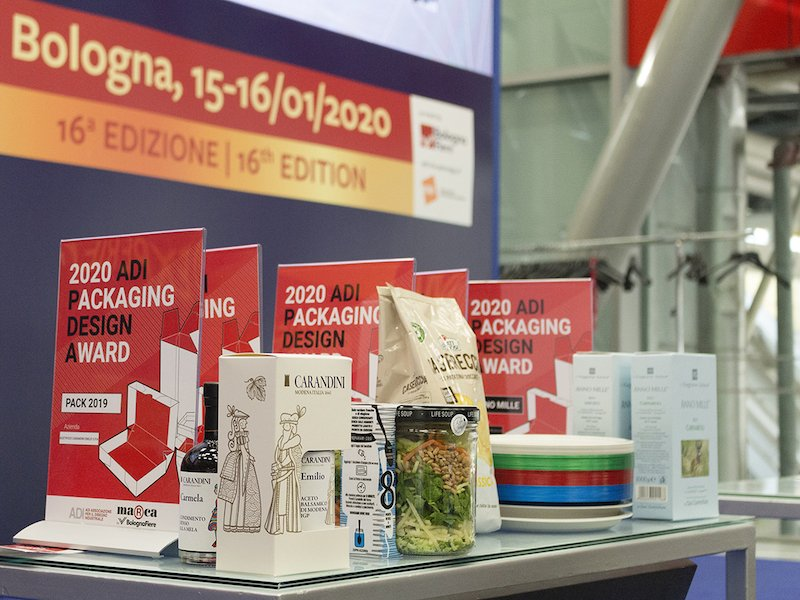 I premiati alla V edizione di ADI Packaging Design Award
