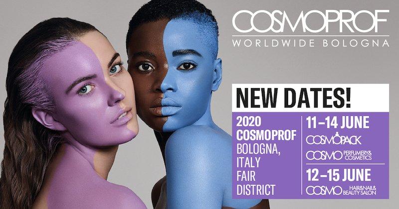Cosmoprof 2020 rinviata a giugno