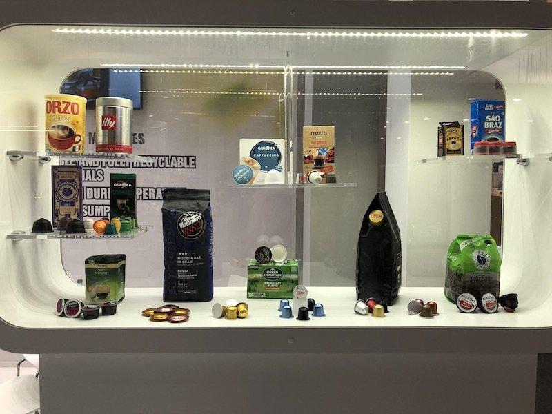 Tutti i possibili confezionamenti che le macchine Opem possono realizzare in vetrina a SIGEP 2020